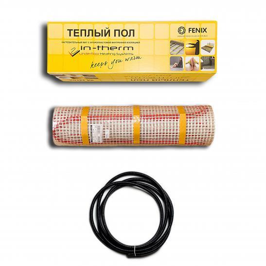 Нагревательный мат In-Therm ECO 2,4 м кв./395 Вт